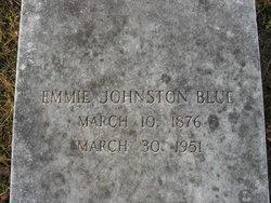 Emmie <i>Johnston</i> Blue