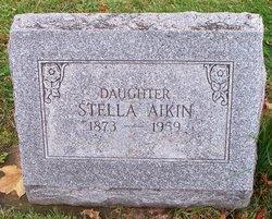 Stella <i>Van Horn</i> Aikin