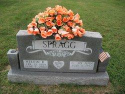 Melvin R Spragg