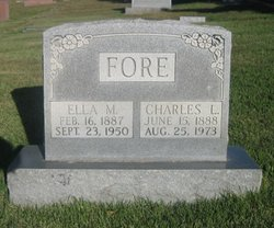 Ella M. Fore