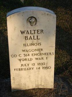 Walter Ball