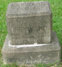 Capt George Cuthbert Heyward