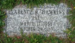 Clarence R Pat Hawkins