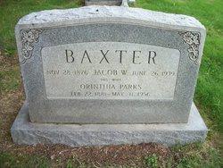 Orinthia <i>Parks</i> Baxter