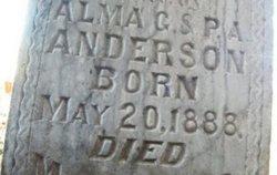 Pamilla May Anderson