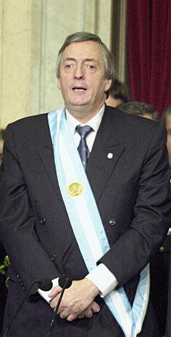 N�stor Carlos Kirchner