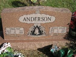 Vera Fay <i>Clinton</i> Anderson
