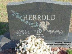 Cathy Sue <i>Renn</i> Herrold