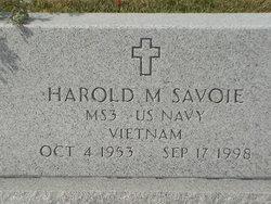 Harold Mark Savoie