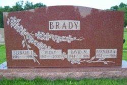 Bernard Afton Butch Brady