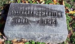 William G Elliott