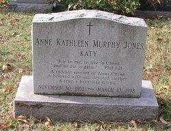 Anne Kathleen Katy <i>Murphy</i> Jones