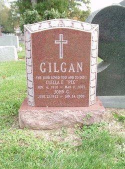 Clella E Peg Gilgan