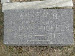 Anke Margaretha Sophia Anna <i>Wessels</i> Michels