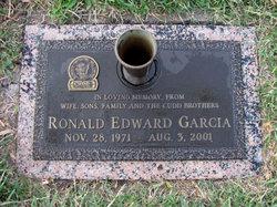 Ronald Edward Garcia