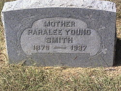 Paralee <i>Young</i> Smith