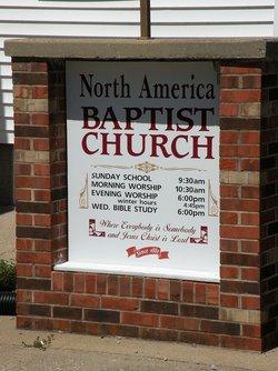 North America Baptist Church Cemetery
