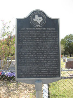 Lost Prairie Cemetery