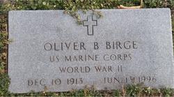 Oliver Berton Birge