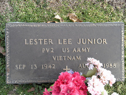 Lester Lee Junior