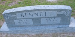 Lula Ann <i>Deaton</i> Bennett