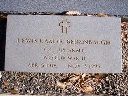 Corp Lewis Lamar Pete Bedenbaugh
