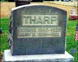 Mary Ester <i>Hover</i> Tharp