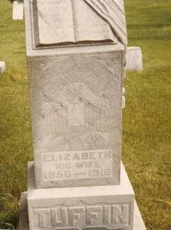 Elizabeth Jane <i>Hazelet</i> Tuffin