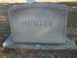 Betsy Ann <i>Matthews</i> Hunter