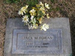 Jack Merrill Foran