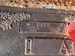 Faye <i>Mellon</i> Albea