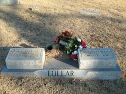Mary Frances <i>Goolsby</i> Lollar