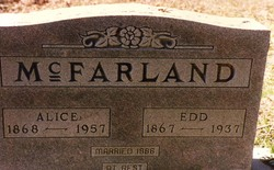 Edward Newton McFarland