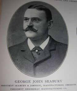 George John Seabury