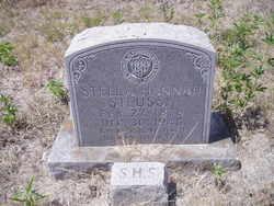 Stella Hannah <i>Aiton</i> Steussy
