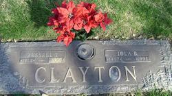 Iola Bernice <i>Reynolds</i> Clayton