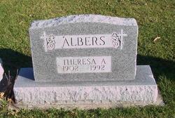 Theresa A Albers