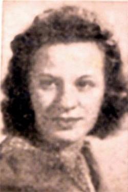 Norma Faye Faye <i>Douglas</i> Reeves