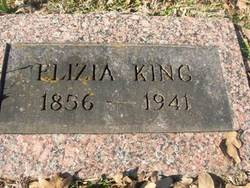 Eliza <i>Taylor</i> King
