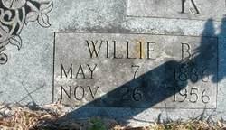 Willie B King