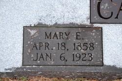 Mary Ellen <i>Rivenbark</i> Carter