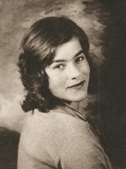 Edith Marie <i>Marlowe</i> Booher