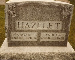 Andrew Hazelet