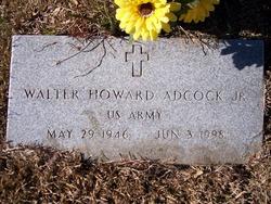 Walter H. Adcock, Jr