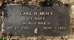 Carl Henry Mott