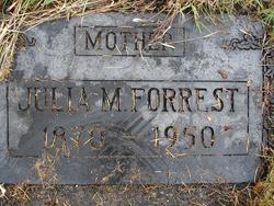 Julia <i>Mininger</i> Forrest