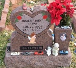 Josiah Joey Bravo