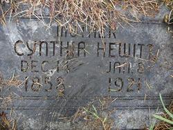 Cynthia Hewitt