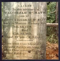 Malchijah McMath