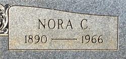Nora Elizabeth <i>Cain</i> Burgess